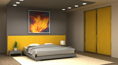 Mobila dormitor Luxe