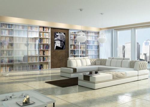 Usi glisante Biblioteca