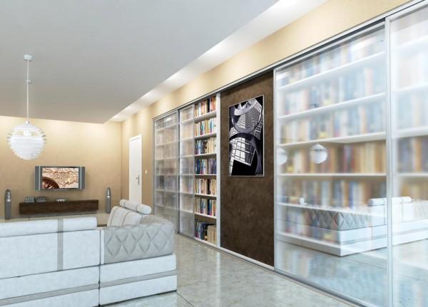 biblioteca usi glisante